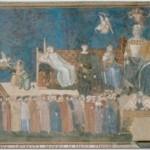 Affresco Allegoria del Buon Governo di Ambrogio Lorenzetti